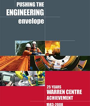 Warren Centre book