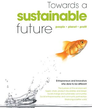 Sustainable Future book